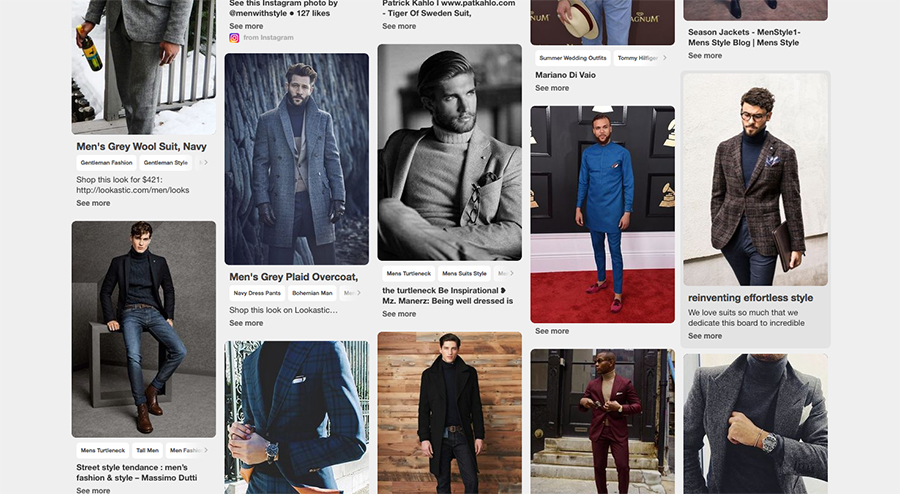 Top 5 MEN'S FASHION TRENDS FOR 2018 by Collaration Collar