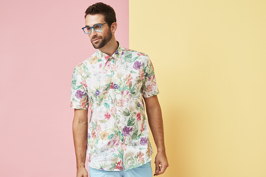 Men's Printed Shirts