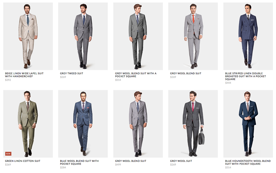 Hocketry suits
